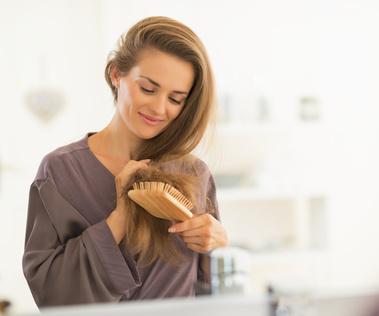 Haaröf schützt und pflegt das Haar